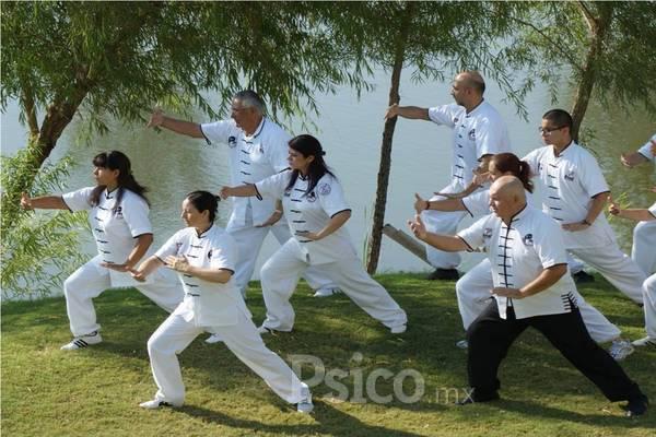 Tai Chi, más que un arte marcial suave.