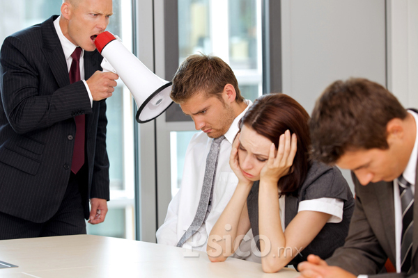 Mobbing laboral, acoso y abuso