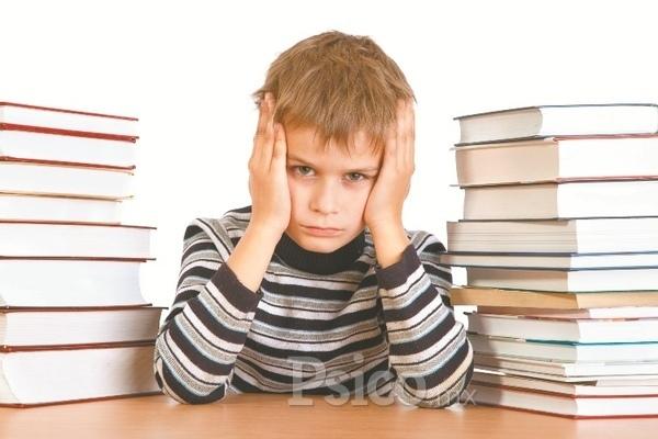 Estrés infantil: sus consecuencias