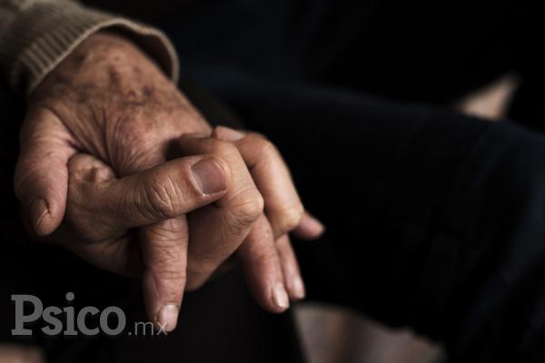 La familia del paciente con Alzheimer