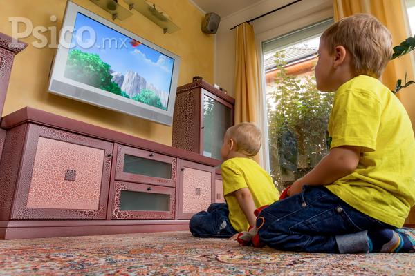 Salud y el mundo virtual en los niños