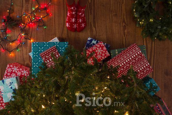 El exceso de regalos en Navidad puede ser un problema para los niños