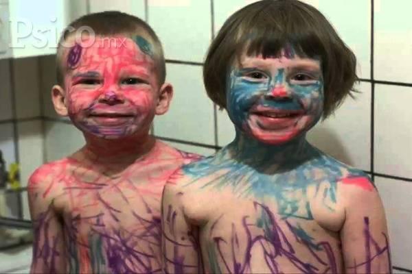 ¿Por qué los niños se portan mal?