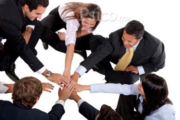¡Trabajo en equipo! ¿Equipo?