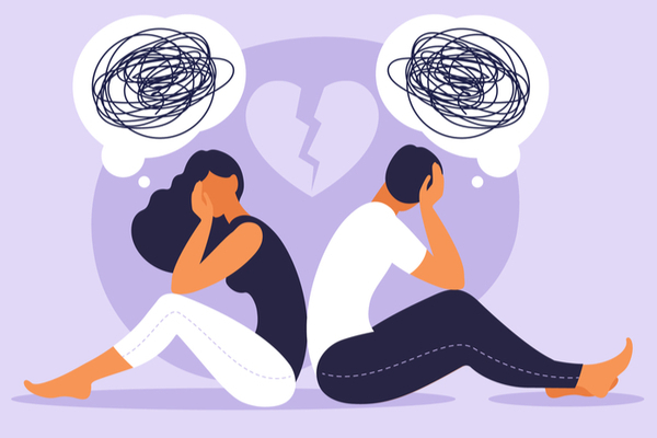 Las evidencias que muestran que estás pasando por una crisis de pareja - Psico.mx