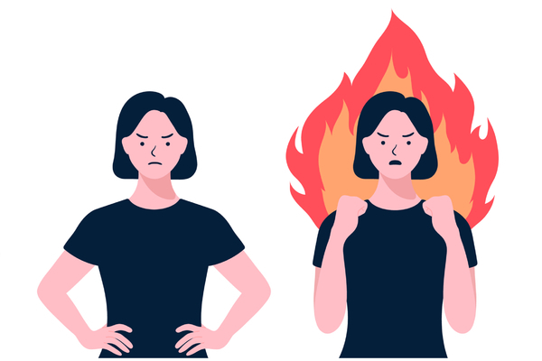 Agresividad e ira patológica: aprende a combatirlas con firmeza