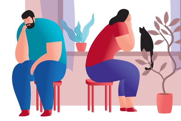 5 hábitos tóxicos de las parejas que conllevan a la separación