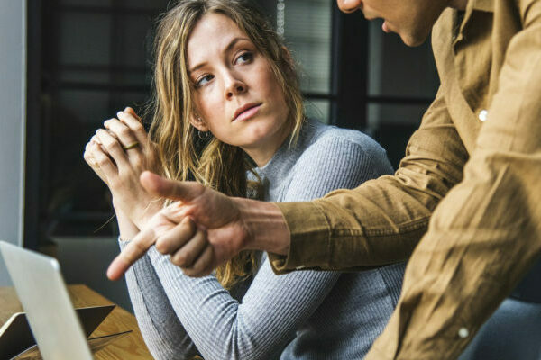 5 formas de lidiar con personas pasivo-agresivas
