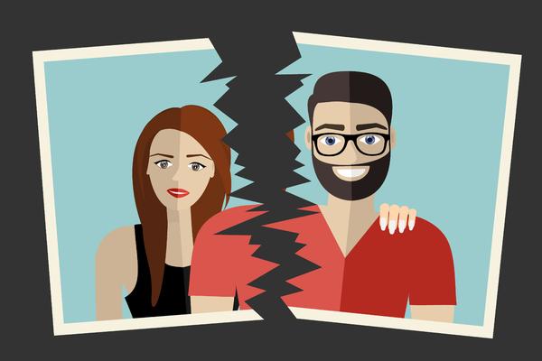 ¿Los hijos de divorciados tienen más probabilidades de separarse?