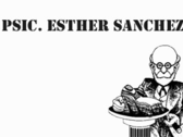 Psic. Esther Sanchez