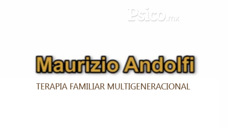 Terapia Familiar Multigeneracional